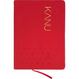KANU 2018 diary RED